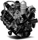Карбюраторный двигатель с турбонаддувом